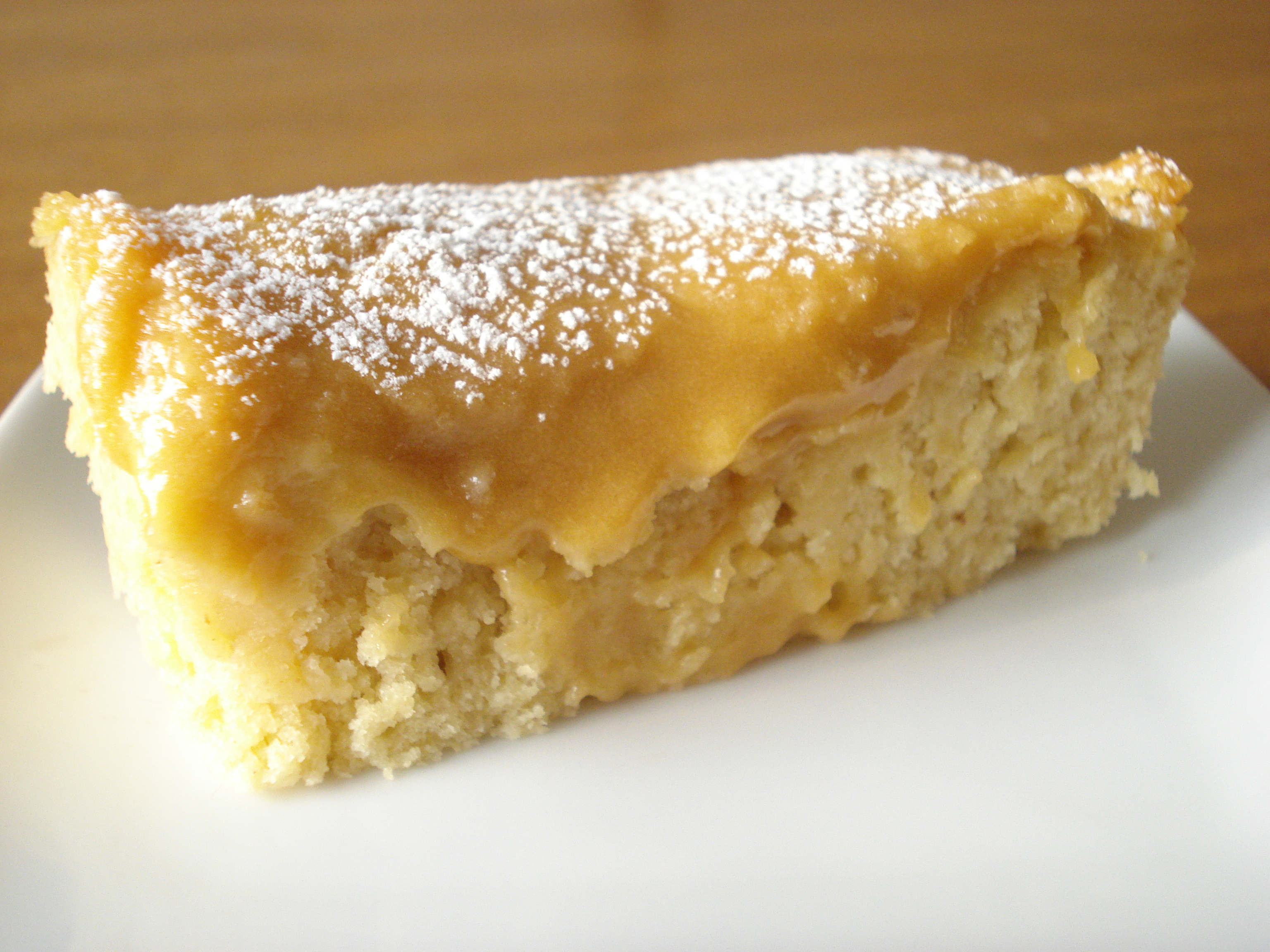 Honey Bun Cake Recipe With Vanilla Pudding