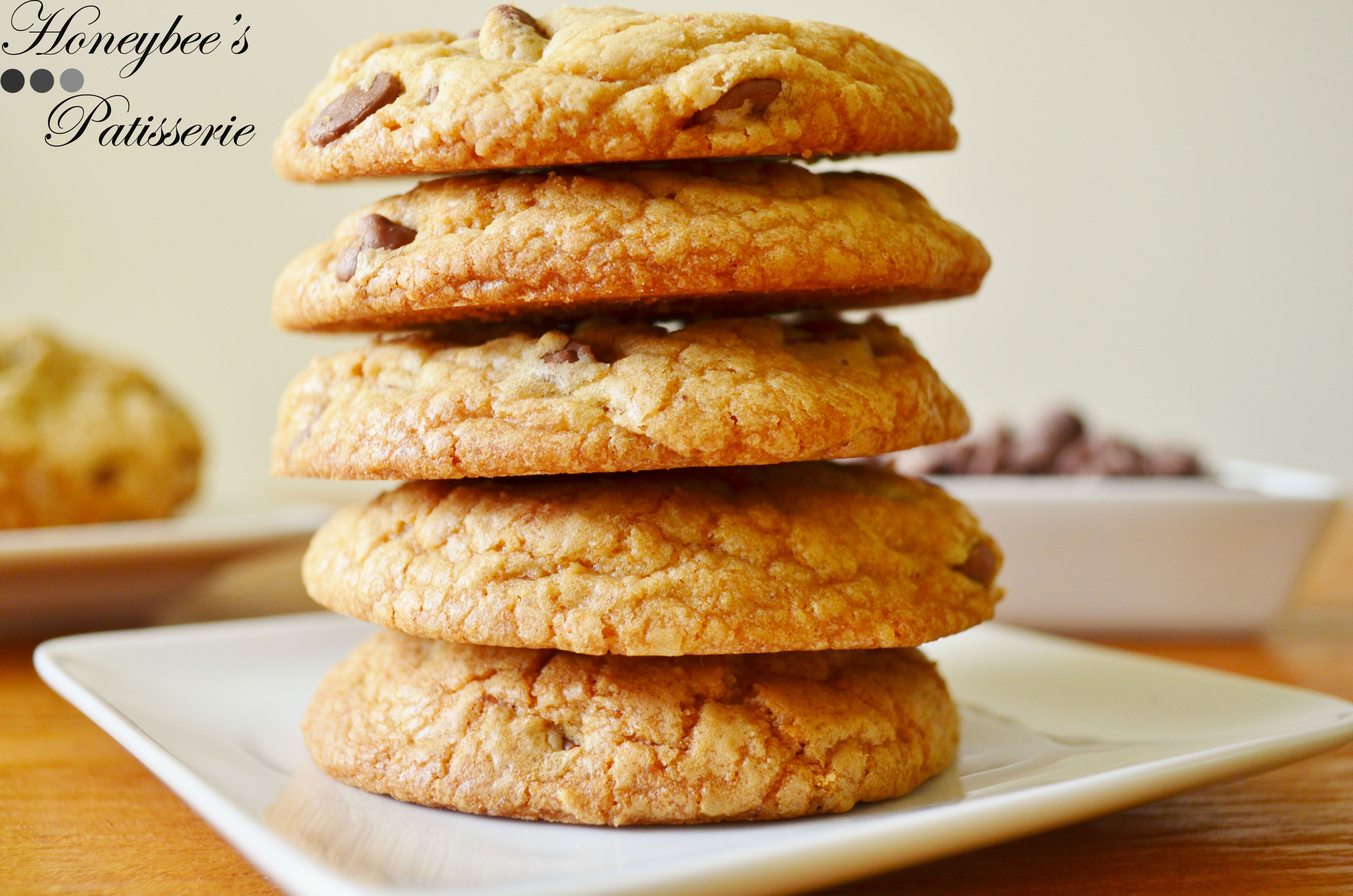 Better Than Toll House Chocolate Chip Cookies – Honeybee's Patisserie